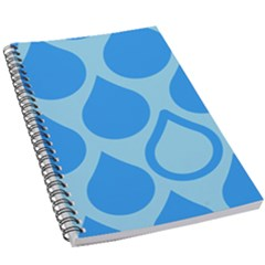 Droplet 5 5  X 8 5  Notebook by WensdaiAddamns