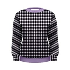 Square Effect  Women s Sweatshirt by TimelessFashion