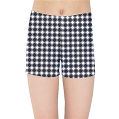 Square Effect  Kids  Sports Shorts by TimelessFashion
