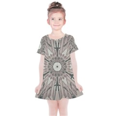 Digital Art Space Kids  Simple Cotton Dress by Mariart