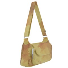 Autumn Leaf Maple Polygonal Post Office Delivery Bag by Alisyart