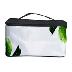 Green Banana Leaves Cosmetic Storage by goljakoff