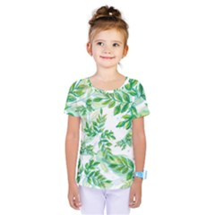 Tiny Tree Branches Kids  One Piece Tee