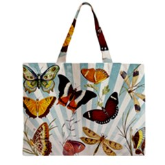 My Butterfly Collection Medium Tote Bag by WensdaiAmbrose