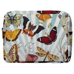 My Butterfly Collection Make Up Pouch (large) by WensdaiAmbrose