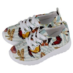 My Butterfly Collection Kids  Lightweight Sports Shoes by WensdaiAmbrose