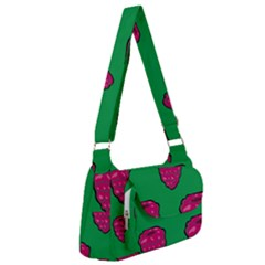 Food Fruit Sweet Raspberry Post Office Delivery Bag