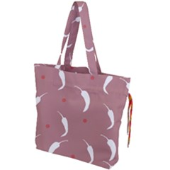 Pepper Nutrition Kitchen Drawstring Tote Bag