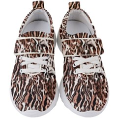 Luxury Animal Print Kids  Velcro Strap Shoes by tarastyle