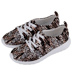 Luxury Animal Print Women s Lightweight Sports Shoes by tarastyle