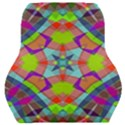 Farbenpracht Kaleidoscope Pattern Car Seat Back Cushion  View1