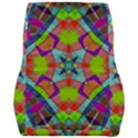 Farbenpracht Kaleidoscope Pattern Car Seat Back Cushion  View2