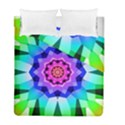 Ornament Kaleidoscope Duvet Cover Double Side (Full/ Double Size) View1