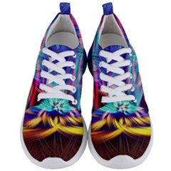 Colorful Chakra Lsd Spirituality Men s Lightweight Sports Shoes