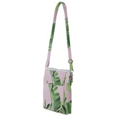 Banana Leaf Multi Function Travel Bag by goljakoff
