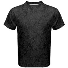 Back To Black Men s Cotton Tee