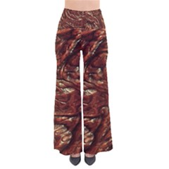 Background Structure Surface So Vintage Palazzo Pants