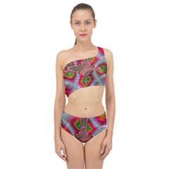 Fractal Art Pictures Digital Art Spliced Up Two Piece Swimsuit