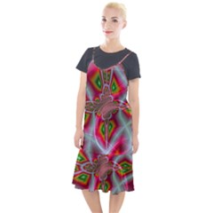 Fractal Art Pictures Digital Art Camis Fishtail Dress