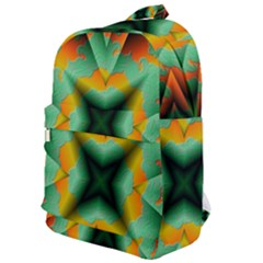 Farbenpracht Kaleidoscope Classic Backpack by Pakrebo