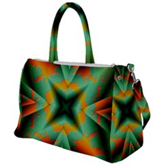 Farbenpracht Kaleidoscope Duffel Travel Bag