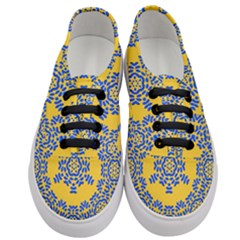 Background Image Decorative Women s Classic Low Top Sneakers