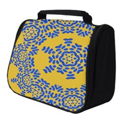 Background Image Decorative Full Print Travel Pouch (small)