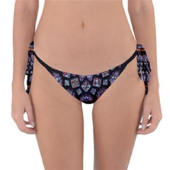 Rosette Cathedral Reversible Bikini Bottom by Pakrebo