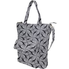 Abstract Seamless Pattern Shoulder Tote Bag