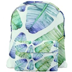 Fancy Tropical Pattern Giant Full Print Backpack