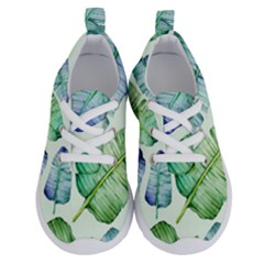 Fancy Tropical Pattern Running Shoes by tarastyle