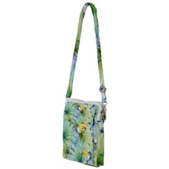 Fancy Tropical Pattern Multi Function Travel Bag by tarastyle