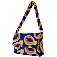 Fancy Tropical Pattern Full Print Messenger Bag by tarastyle
