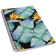 Fancy Tropical Pattern 5 5  X 8 5  Notebook by tarastyle