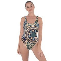 Fancy Colorful Mexico Inspired Pattern Bring Sexy Back Swimsuit