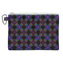 Background Image Pattern Background Canvas Cosmetic Bag (xl)