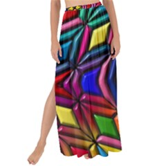 Background Structure Texture Maxi Chiffon Tie Up Sarong