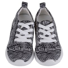 Ethno Seamless Pattern Kids  Lightweight Sports Shoes