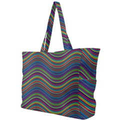 Decorative Ornamental Abstract Simple Shoulder Bag by Pakrebo