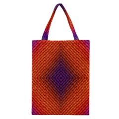 Background Fractals Surreal Design Classic Tote Bag