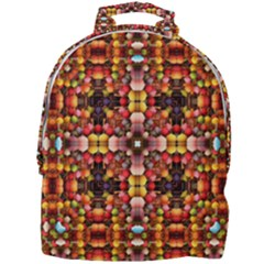 Tile Background Image Creativity Mini Full Print Backpack
