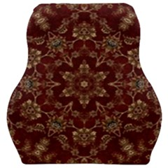 Image Background Pattern Car Seat Velour Cushion