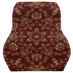 Image Background Pattern Car Seat Back Cushion