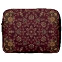 Image Background Pattern Make Up Pouch (Large) View1