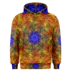 Background Image Tile Abstract Men s Overhead Hoodie