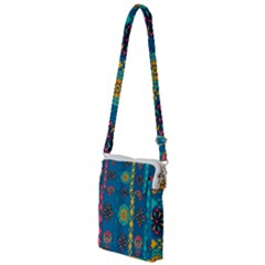 Fancy Colorful Mexico Inspired Pattern Multi Function Travel Bag by tarastyle