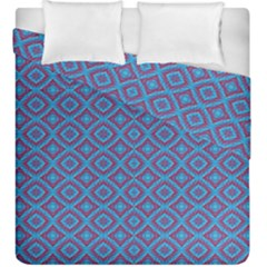 Background  Geometric Pattern Duvet Cover Double Side (king Size)