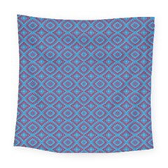 Background  Geometric Pattern Square Tapestry (large)