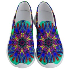 Fractal Art Pictures Digital Art Men s Lightweight Slip Ons