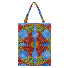 Pictures Digital Art Abstract Classic Tote Bag by Pakrebo